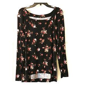 Loft Floral Shirt XL